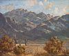Don F. Smith  (American, b. 1923) Landscape