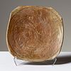 Peter Voulkos Ceramic Charger, c.1950's