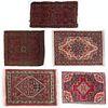 Grp: 5 Fine Oriental Rugs Carpets Textiles
