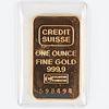 Credit Suisse 1 oz 999.9 Gold Bar