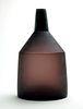 Satin Funnel vase