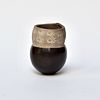 Tiny Pinch Pot with Textured Slab