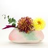 Emilee Lace Triple Flower Vase