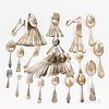 Group of Mostly Sterling Silver Flatware