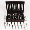 """Towle """"Southwind"""" Partial Sterling Silver Flatware Service"""