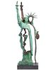 Arman Bronze 'Statue of Liberty' Sculpture