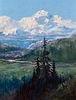 Sydney Laurence (1865–1940): Mount McKinley (1925)