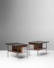 Paul McCobb (American, 1917-1969) Pair of End Tables,Calvin, USA
