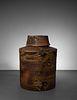 Philip Cornelius (American, b. 1934) Large Lidded Vessel