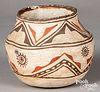 Zuni Indian pottery jar, ca. 1930