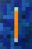NANCY  SIMONDS, Certificate 78 - Blue Gambit (Tetris Type)