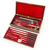 Surgical Amputation Kit with Instruments by Gemrig, Philadelphia