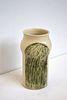 Jessica Helen Weinberg/Firehouse Pottery Co., Lantern Vase, Glazed Stoneware, 2020