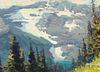 Jim Norton, Glacier Mountains, Canada, 1984