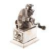 George V Silver Pencil Sharpener