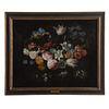 Attb. Daniel Seghers. Still Life with Flowers, oil