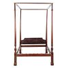 Important American Canopy Bed, Attr. John Townsend
