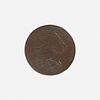 U.S. 1793 Wreath Vine and Bars 1C Coin