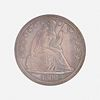 U.S. 1869 Proof Seated Liberty $1 Coin