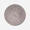U.S. 1872 Seated Liberty $1 Coin