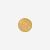 U.S. 1883 Indian Head $1 Gold Coin
