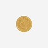 U.S. 1840-O Liberty $2.5 Gold Coin