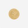 U.S. 1857 $3 Gold Coin