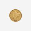 U.S. 1880-CC Liberty $5 Gold Coin