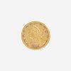 U.S. 1882-CC Liberty $5 Gold Coin