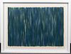 "Gene Davis ""Adam's Rib"" Lithograph in Colors"