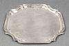 Tiffany & Co. English Sterling Silver Tray