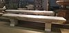 Exceptionally Long Italian Stone Benches