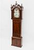James Donking, Liverpool, Mahogany Tall Case Grandfather's Clock