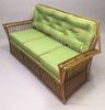 A Six Piece Suite of Art Deco Rattan Furniture