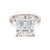 AN IMPORTANT DIAMOND RING
