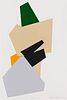 JOEL SHAPIRO - Up Down Around (b), 2011