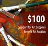 $100 to Support School Art Supplies