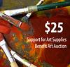 $25 to Support School Art Supplies