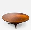 Round William IV Dining Table