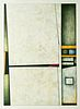 Muro blanco de Gunther Gerzo