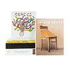 Libros sobre Artistas Contemporáneos.Niki de Saint Phalle. Monographie / Claes Oldenburg: An Anthology... Piezas: 5.