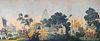 Twenty Zuber Panoramic Wallpaper Panels