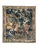 A Beauvais Silk and Wool Tapestry Depicting The Story of Telemachus 10 feet 4 inches x 9 feet 3 inches.