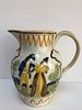 A Prattware Pitcher, courtesy of Taylor B. Williams Antiques