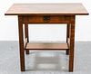 Gustav Stickley Craftsman Library Table