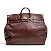Hermès, 55 cm Haut à courroies travel bag