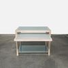 Frosted Glass Occasional Table / Desk