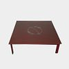 Sevilla Coffee Table - red