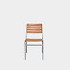 Outdoor Stackable Dining Chairs (Set of 4)
