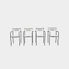 Gemini Outdoor Stacking Armchairs (set of 4)
